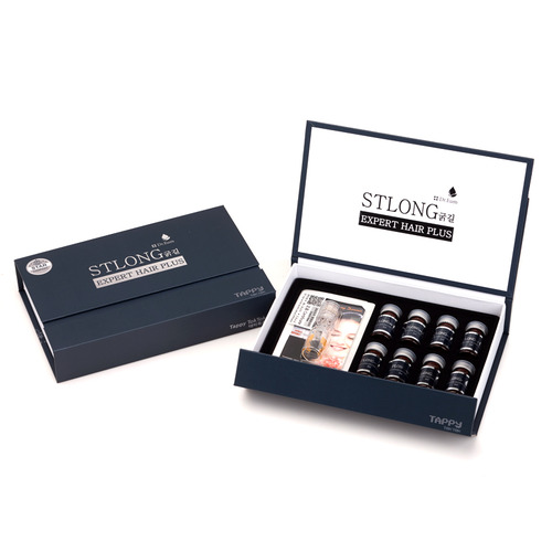 STLONG Hair Ampoule 8 time Package_for Man